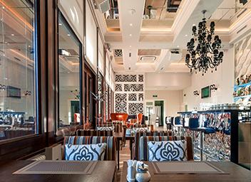 Кафе-бар Блисс